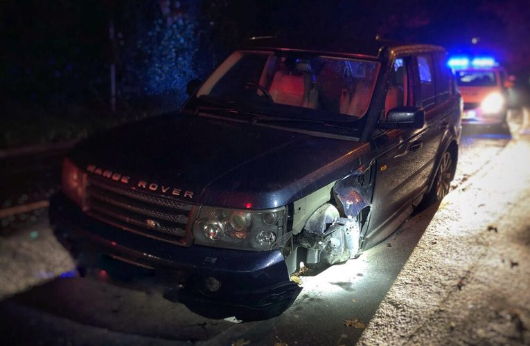 'Not drunk' driver arrested for DUI after wreck
