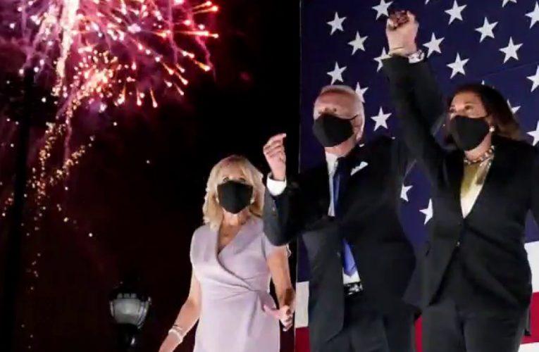Biden campaign hauls in $70 million during Democratic convention