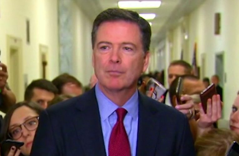 Comey: 'I can't imagine that I'm a target' of Durham probe