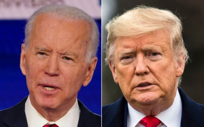 Trump Again Busted For Sharing Doctored Joe Biden Video
