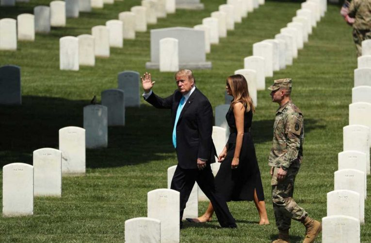 Trump Reportedly Referred To American War Dead As 'Losers' And 'Suckers'