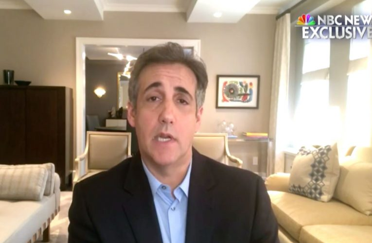 Michael Cohen Reveals His 'Biggest Fear' About Donald Trump And The 2020 Election
