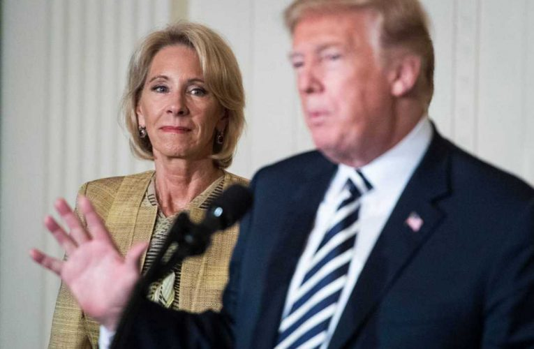 Betsy DeVos's Former Chief Of Staff Joins Anti-Trump Group