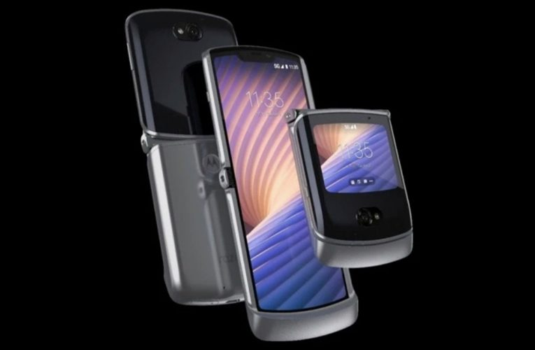 Motorola reveals new Razr 5G flip phone with hefty price tag