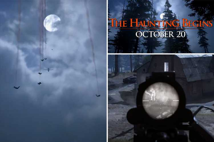 Call of Duty Warzone adding new NIGHT map for Halloween for Season 6 event