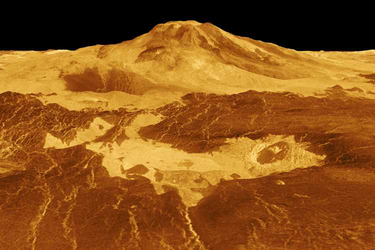Alien life on Venus could be PROVED in 2026 with groundbreaking Nasa plot to send probe into clouds