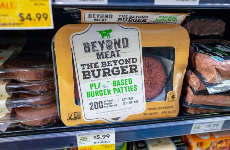 Beyond Meat plans to triple distribution at Walmart amid growing demand