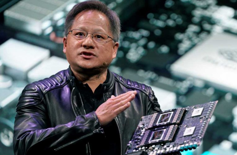 Nvidia to buy Arm Holdings from SoftBank for $40 billion