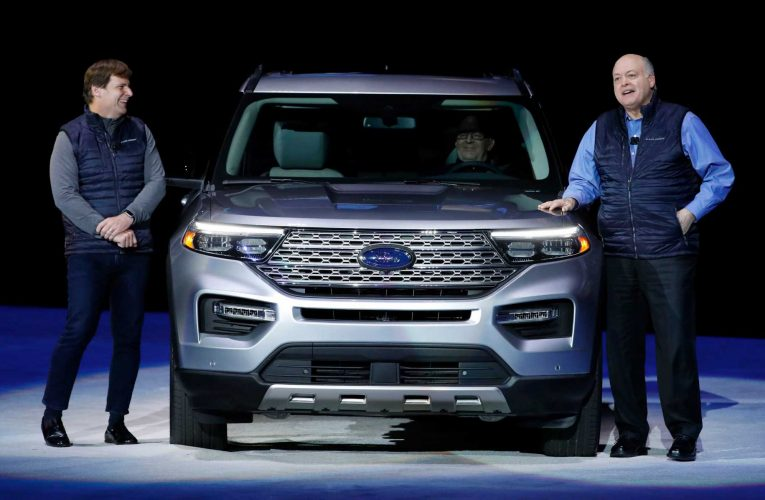 Ford plans to cut 1,000 salaried jobs in North America