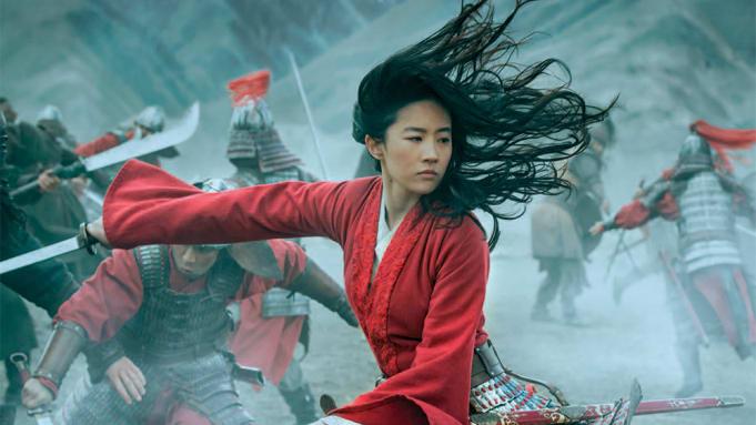 China bars media coverage of Disney's 'Mulan' after Xinjiang backlash