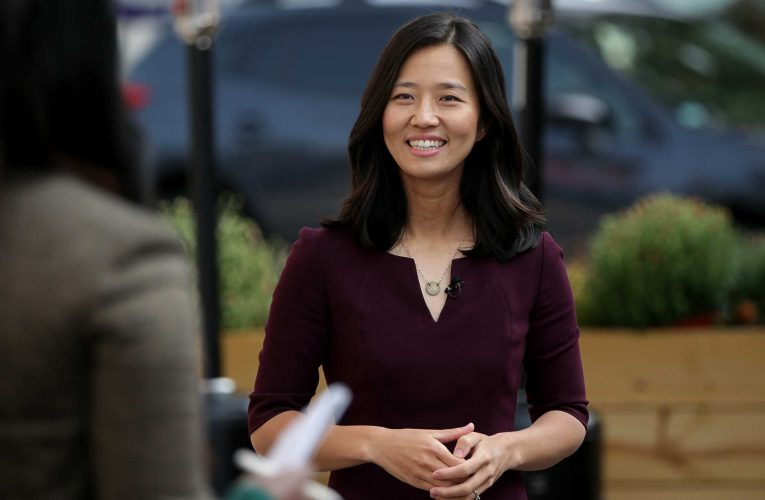 Meet Michelle Wu, Boston's first Asian-American councilwoman, who is now running for mayor