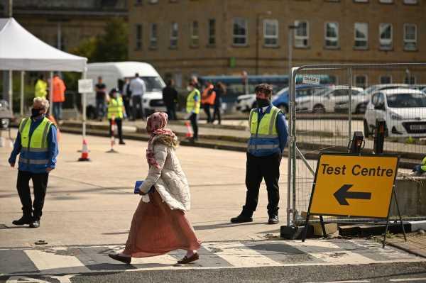 U.K. Says 'No Magic Solution' for Struggling Covid Test System