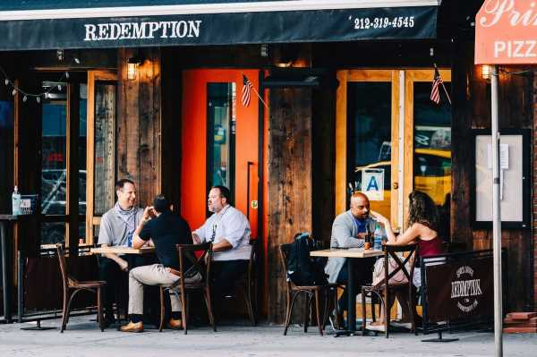 NYC Restaurants Can Have Indoor Dining at 25% Capacity Sept. 30