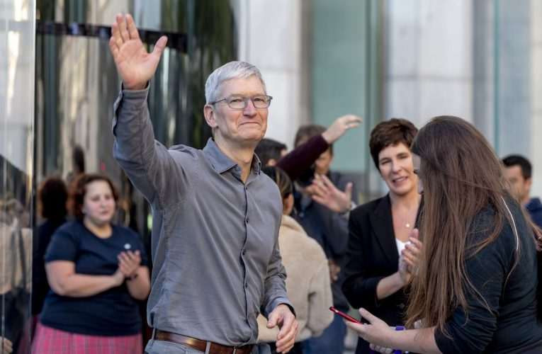 Apple's Rising Class of LeadersWill Shape a Post-Tim CookEra