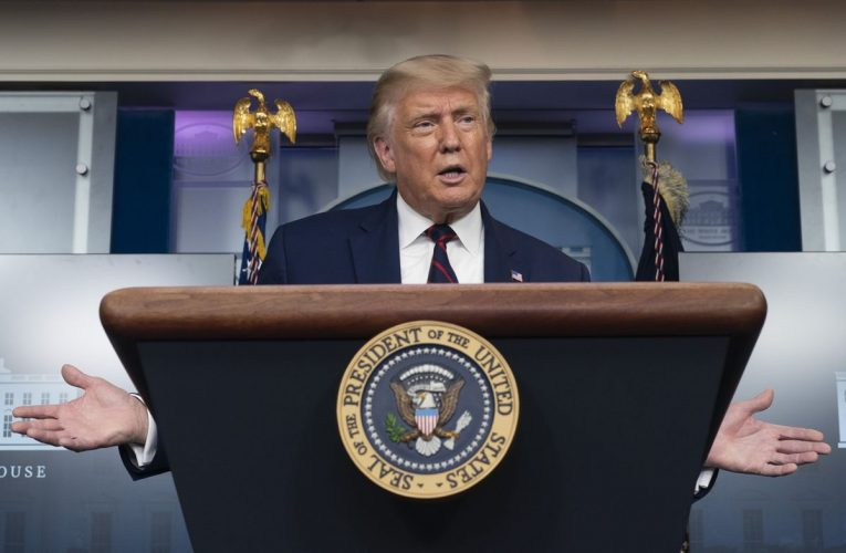 Trump Says U.S. Doesn't Know if Russia's Navalny Was Poisoned