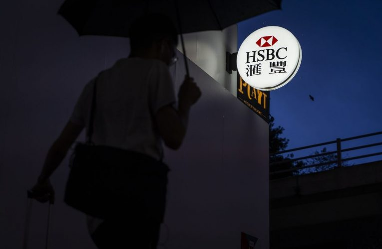 HSBC Loyalists Are Losing Faith After Stock's $83 Billion Plunge