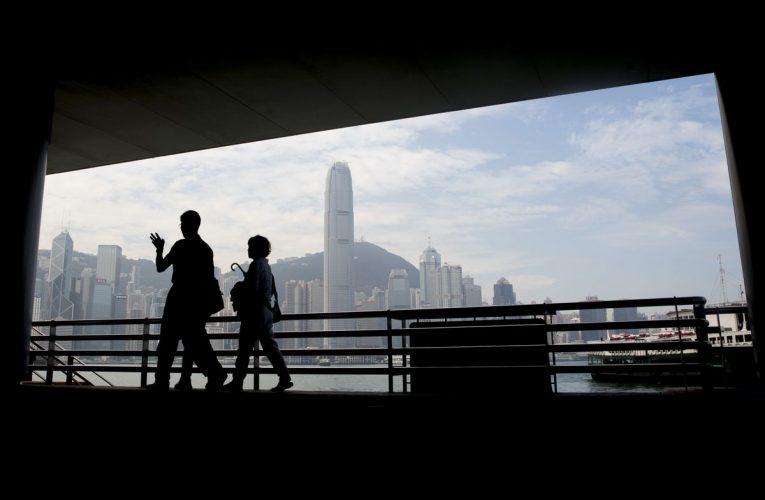 Hong Kong Stocks' Yawning Gap Versus World Keeps Getting Wider