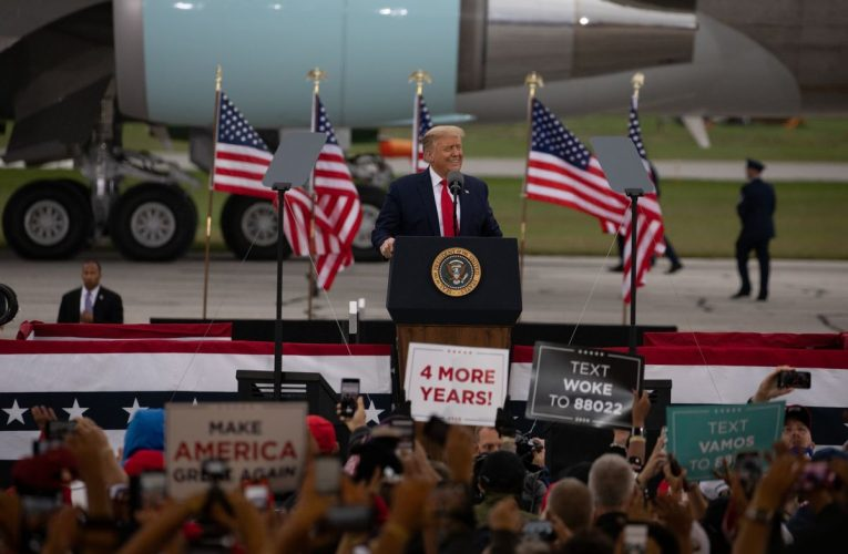Trump Tries to Lure Michigan Voters With Vision of Auto Revival