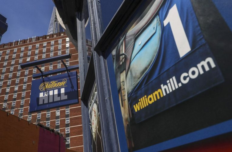 Apollo and Caesars Make Takeover Approaches to William Hill
