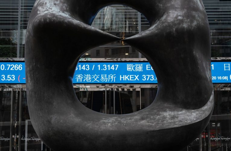 Pullback in China Stocks Has Investors Fearing Deeper Slump