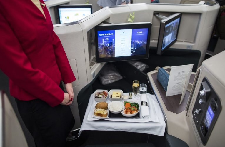 How Covid-19's Made Flying Business Class Feel More Like Economy