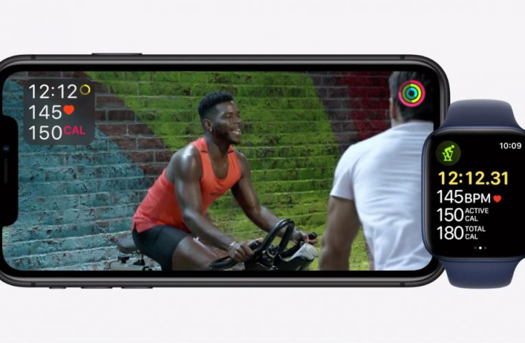 Apple's Fitness+ wants to take on Peloton with at-home workouts