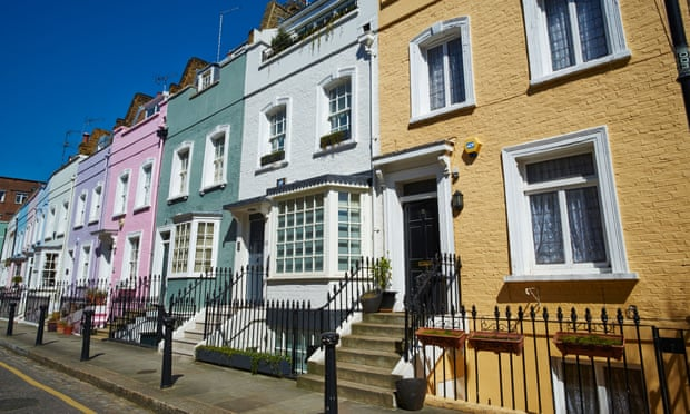 UK house prices rise at fastest rate since 2016, says Nationwide