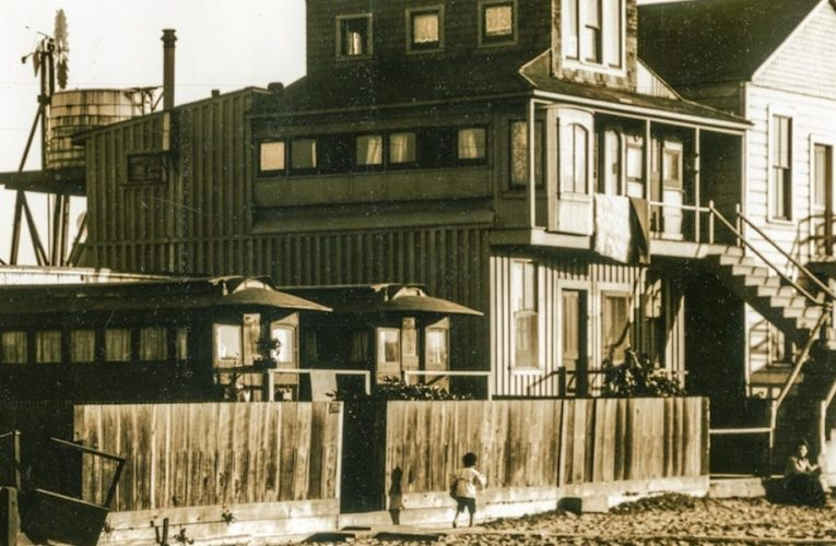 Inside a tiny-home village of abandoned streetcars that once existed in San Francisco in 1900 where the city's bohemians and artists lived