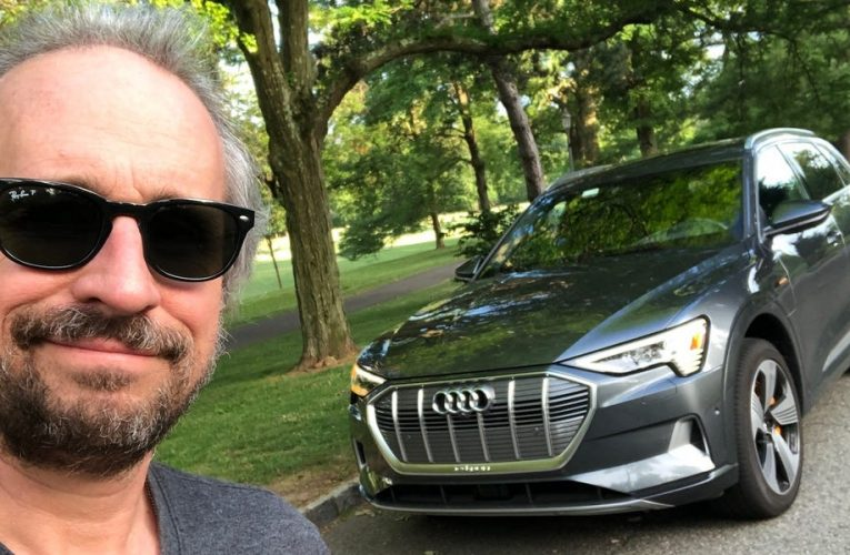 The Audi e-tron was built to challenge the Tesla Model X — I drove the all-electric SUVs to see how they stack up