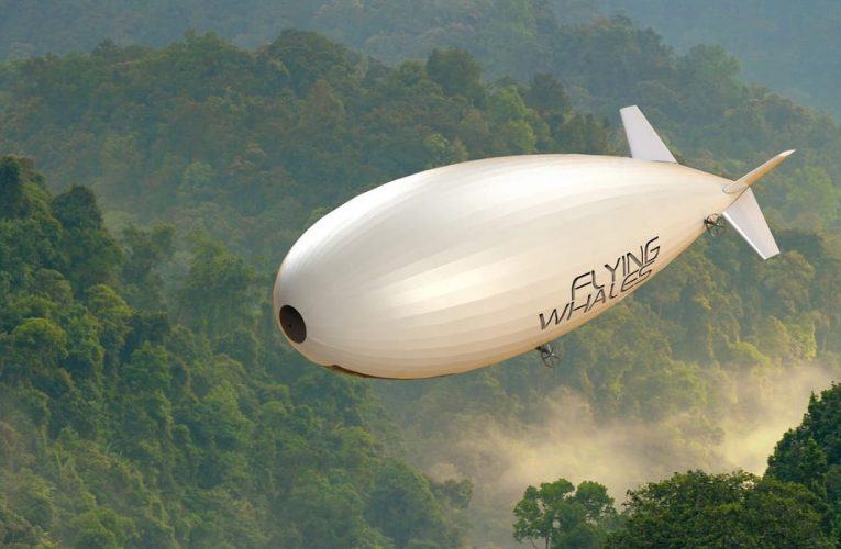 French company Flying Whales is creating an airship that can pickup and drop cargo without landing —see how