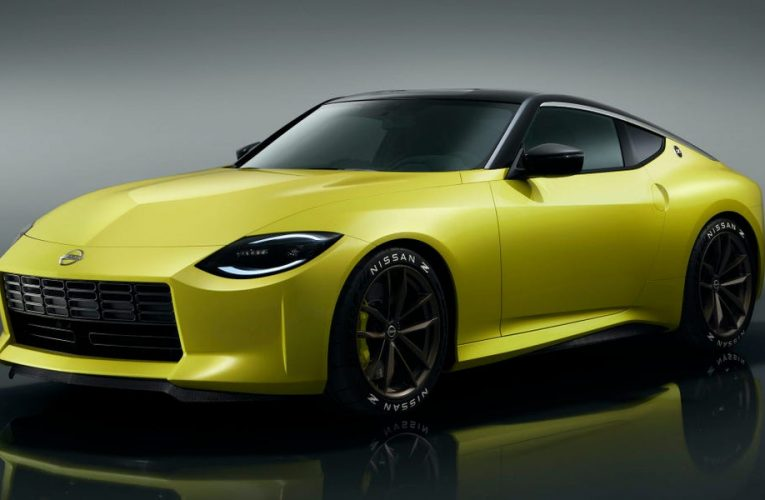 Nissan just showed off a stunning design prototype for the future of its most iconic sports car — check out the Z Proto