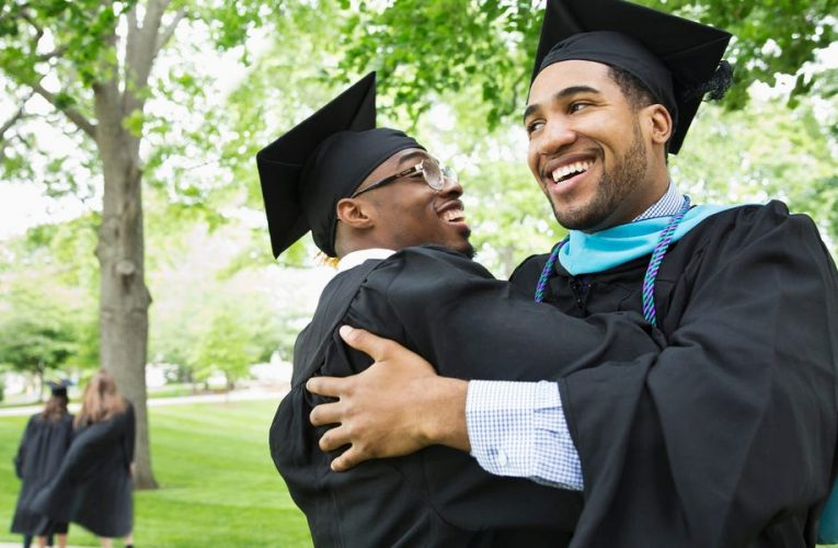 For Black Americans, college degrees aren't about catching up — they're a matter of survival