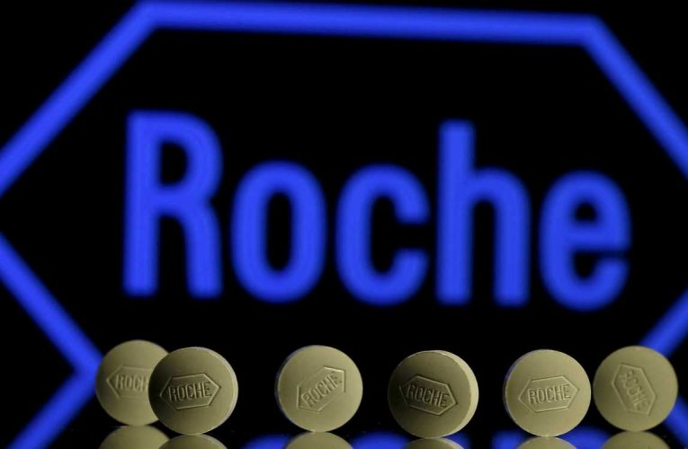 Roche jumps 2% after unveiling COVID-19 antibody test, and on finding its drugs cut need for ventilators