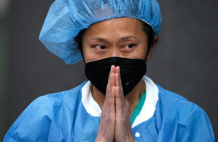 Filipinos make up 4% of nurses in the US, but 31.5% of nurse deaths from COVID-19
