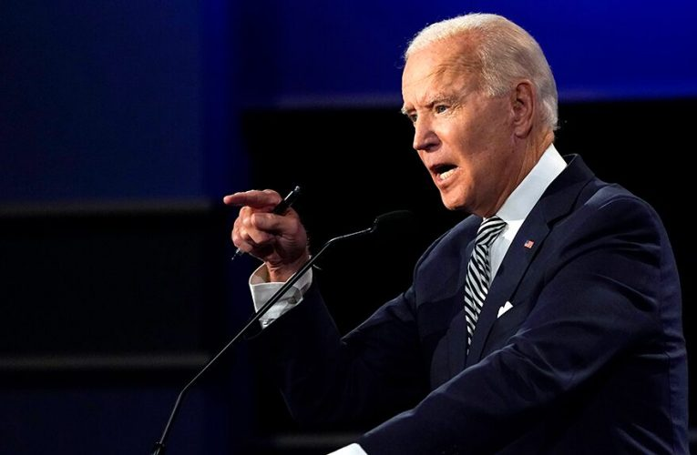 Biden clashes with Trump over Antifa: 'It's an idea, not an organization'