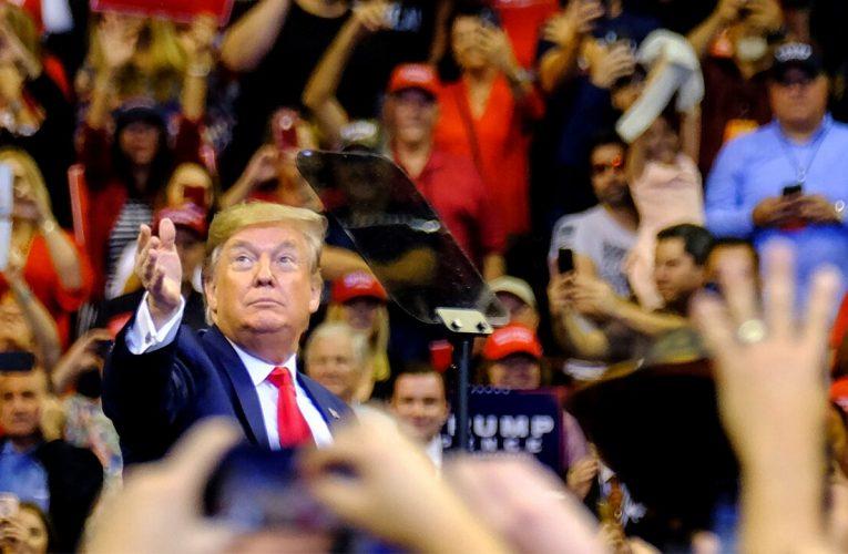 Trump Campaign announces 'Fighters Against Socialism Bus Tour' launch in Florida