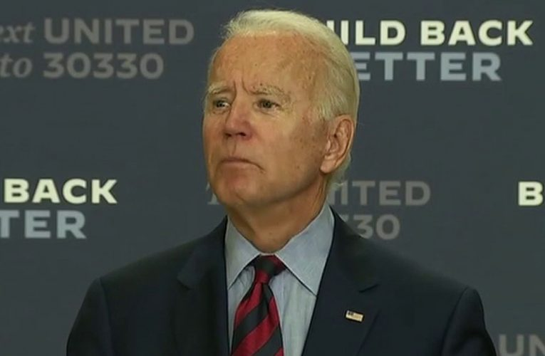 Biden reveals he's been tested for coronavirus