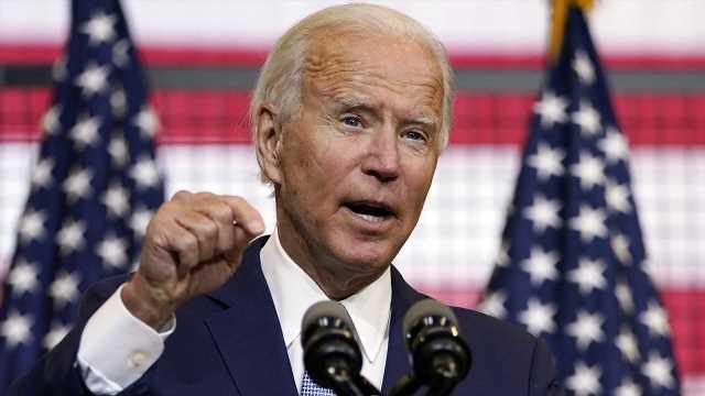 Biden campaign hauls in record $364M in August