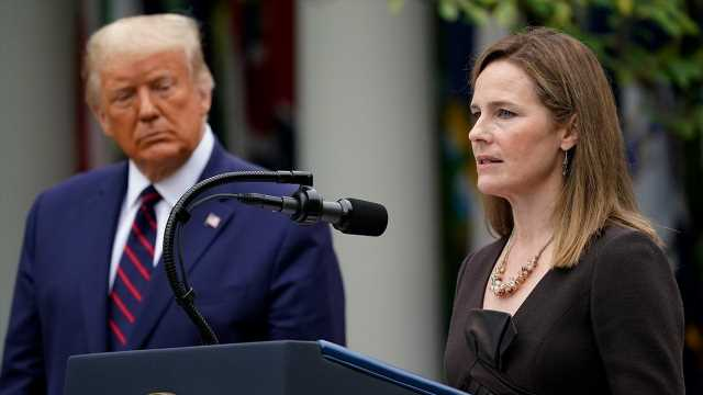 Michael Goodwin: Amy Coney Barrett's Supreme Court confirmation – this issue will be front and center