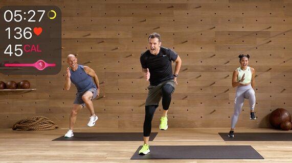 Apple unveils Fitness+ app