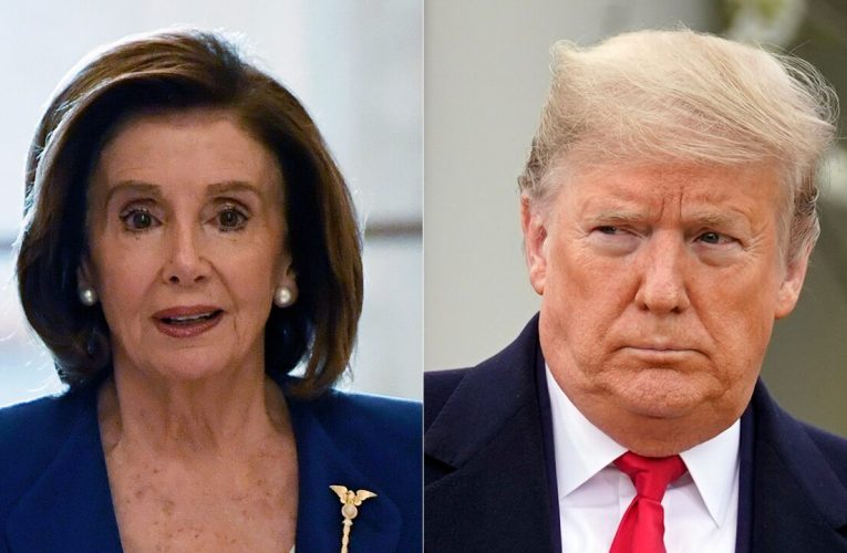 Pelosi slams Trump over transfer of power comments, says he's trying to have Constitution 'swallow Clorox'