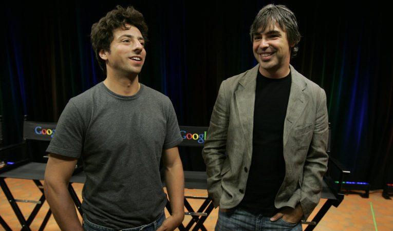 Google's founders left just as the clouds gathered over their empire