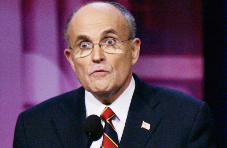 Rudy Giuliani's Daughter Suggests You Ignore Her Dad And Vote For Joe Biden
