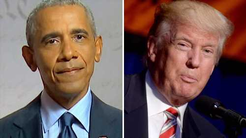 "Barack Obama & Kamala Harris Send ""Best Wishes"" To Trumps Over COVID-19 Infections; Attacked As ""Lyin' Obama"" By Reelection Campaign"