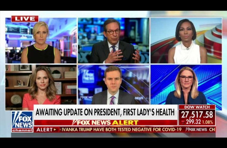 Fed Up Chris Wallace: 'Wear a Damn Mask! Follow the Science'