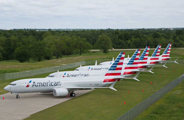 American Airlines plans customer tours of Boeing 737 Max and pilot calls to boost confidence in jets