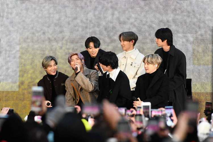South Korean boy band BTS's label makes a strong debut in 'really hot' IPO market