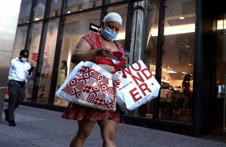 Retail sales post big gain in September as consumers show unexpected strength