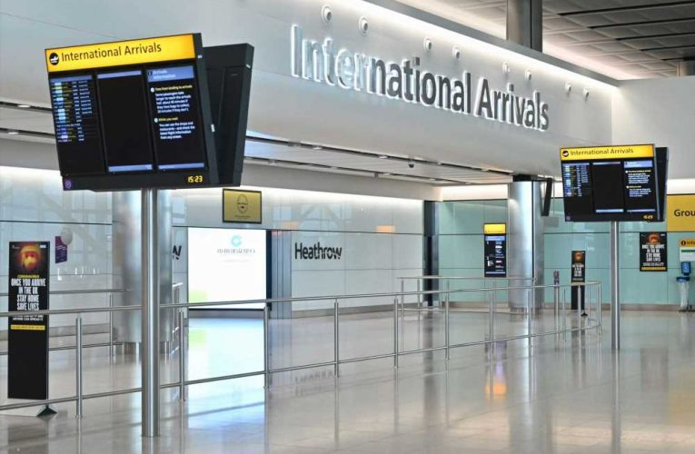 U.S. reportedly pushes to shorten quarantine time for travel between New York and London