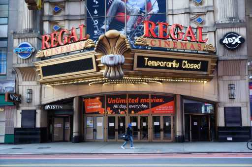 Regal Cinemas closing all U.S. theaters because it really needs the blockbusters, CEO says